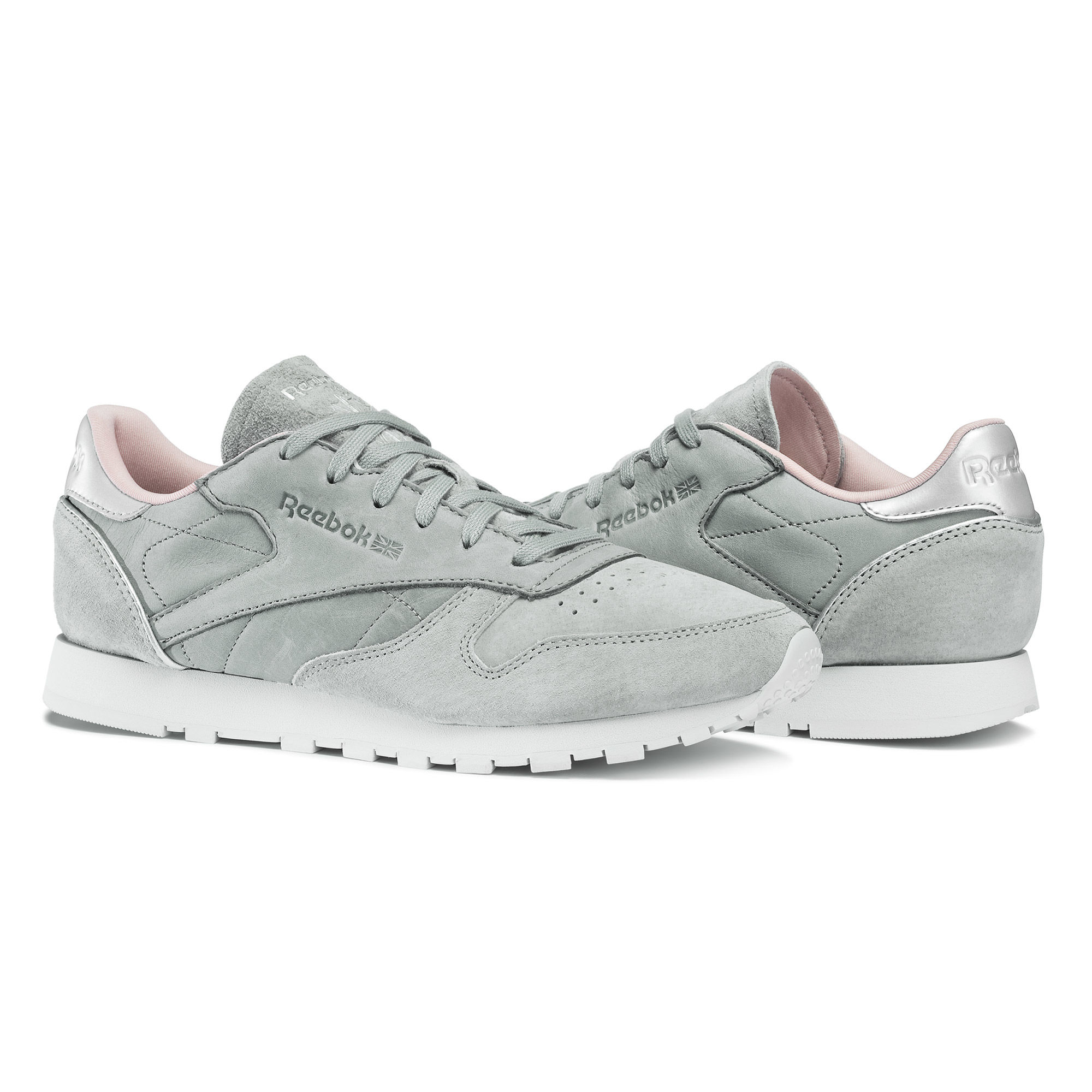 57b34fc38e Scarpe Outlet - Reebok Classic Leather Golden Neutrals Scontate ...